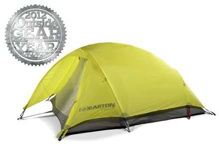 KILO 3P TENT WINS OUTSIDE MAGAZINE'S 2012 GEAR OF THE YEAR AWARD