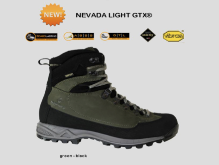 NEW Crispi Nevada Light GTX